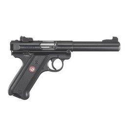 """Ruger Ruger MK IV Target 5.5"""" BULL BARREL ADJ SIGHTS 22 LR 2-10RD MAGS"""