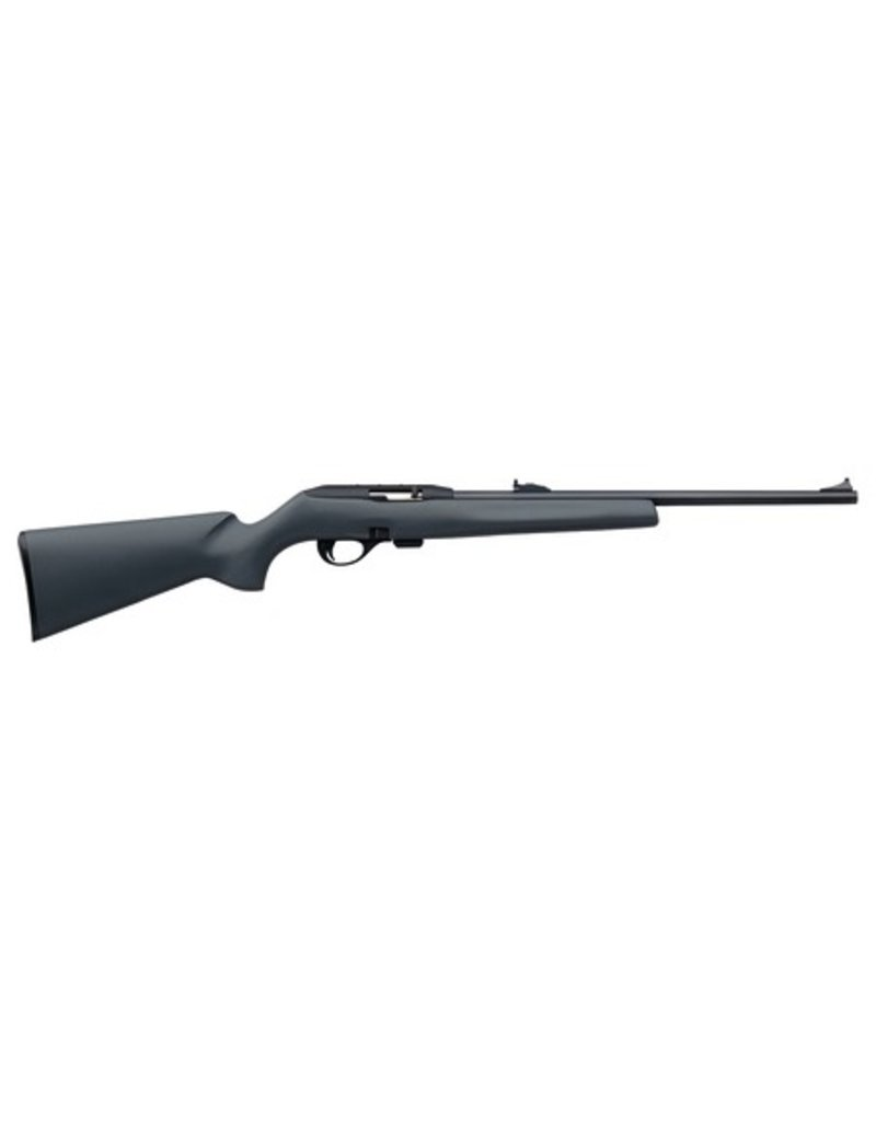 Remington REMINGTON Model 597 .22 Long Rifle 20 Inch Carbon Steel Barrel Satin Blue Finish Synthetic Stock 10 Round