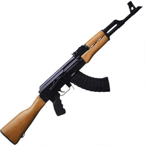 Century Arms International Century Arms  RAS47 7.62x39 Wood Furniture 1-15rd Altered Semi Auto Rifle