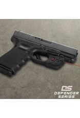 "RTSP Glock G19 Gen4 9mm USA 4.01""  3-15rd Crimson Trace Defender Series AccuGuard Red Laser"