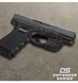 "RTSP Glock G19 Gen4 9mm USA 4.01""  3-15rd Crimson Trace Defender Series AccuGuard Red Laser"