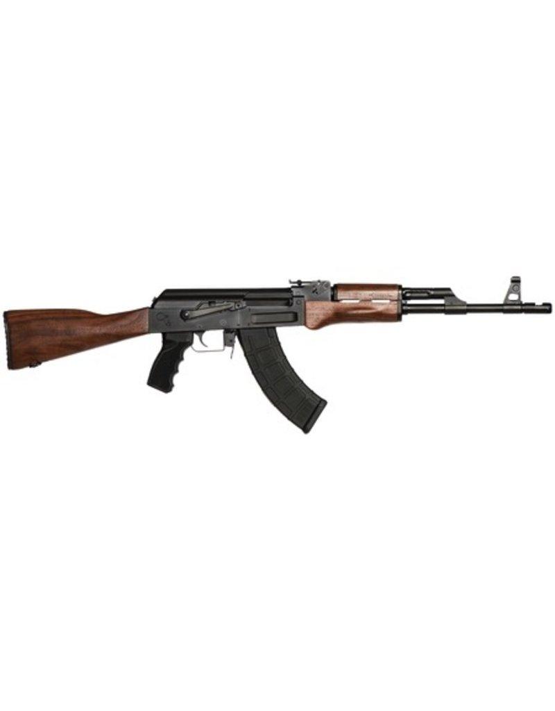 Century Arms International Century Arms Model C39V2 7.62x39mm 16.5‰ÛÏ Nitride Treated Finish Chevron Muzzle Brake Wood Stock 15-Rd Altered