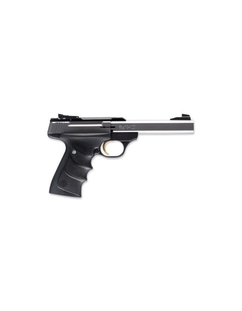 "Browning Browning Buck Mark Standard URX 22LR 5.5"" Barrel Adjustable Sights Stainless Steel 1-10rd"
