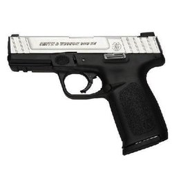 Smith & Wesson Smith & Wesson SD9VE 9mm Bi-tone 2-15rd Altered