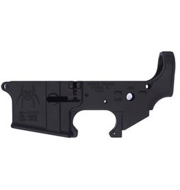Spike's Tactical Spike's Tactical Stripped Lower Spider Fire/Safe
