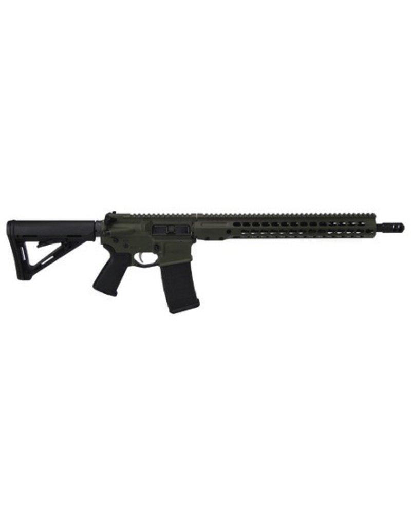 BARRETT Barrett Firearms REC7-DI 5.56 Nato 16in Match Grade Barrel KeyMod ODG 1-15rd Compliant Alter