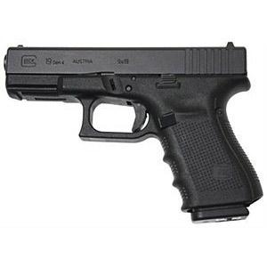 """Glock Glock G19 Gen4 9mm 4.01"""" 3-15rd"""
