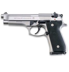 BERETTA Beretta 92FS Inox 9mm Stainless 2-10rd