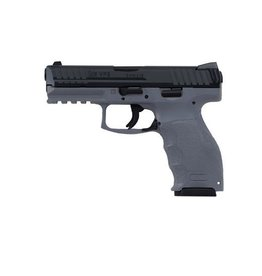 H&K H&K VP9 Grey 9mm 4.1 inch 2-15 Rd 3 Backstraps