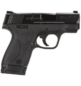 Smith & Wesson Smith & Wesson M&P Shield 40SW 1-6rd 1-7rd w/Safety Blue Label