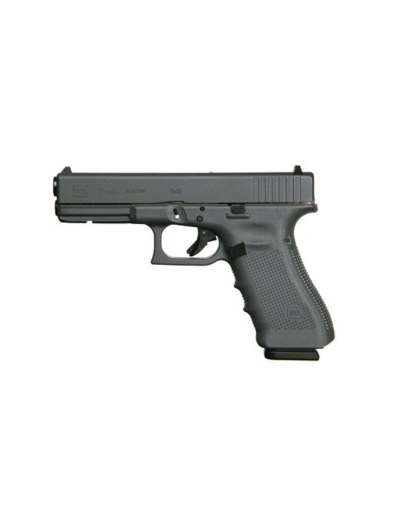 Glock Glock G17 Gen4 9mm 4.48‰Û 3-15rd Altered Full Gray
