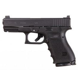 Glock Glock G19 9mm 4.01‰Û Vickers Tactical RTF2 Blk 2-15rd