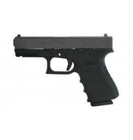 GLOCK Glock G19 Gen3 9mm Tungsten Slide 2-15rd Talo Exclusive