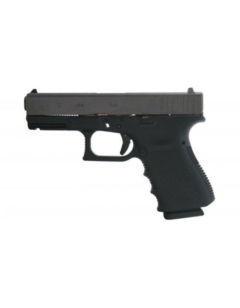 GLOCK Glock G19 Gen3 9mm Tungsten Slide 2-15rd Talo Exclusive
