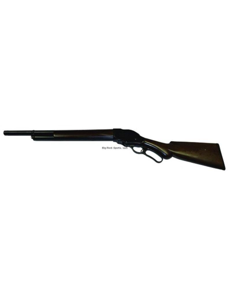 Century Arms International Century Arms  SG1667-N PW87 Lever Shotgun 12 GA RH 19 in Black Wood 4+1 Rnd Plain, 2.75 in