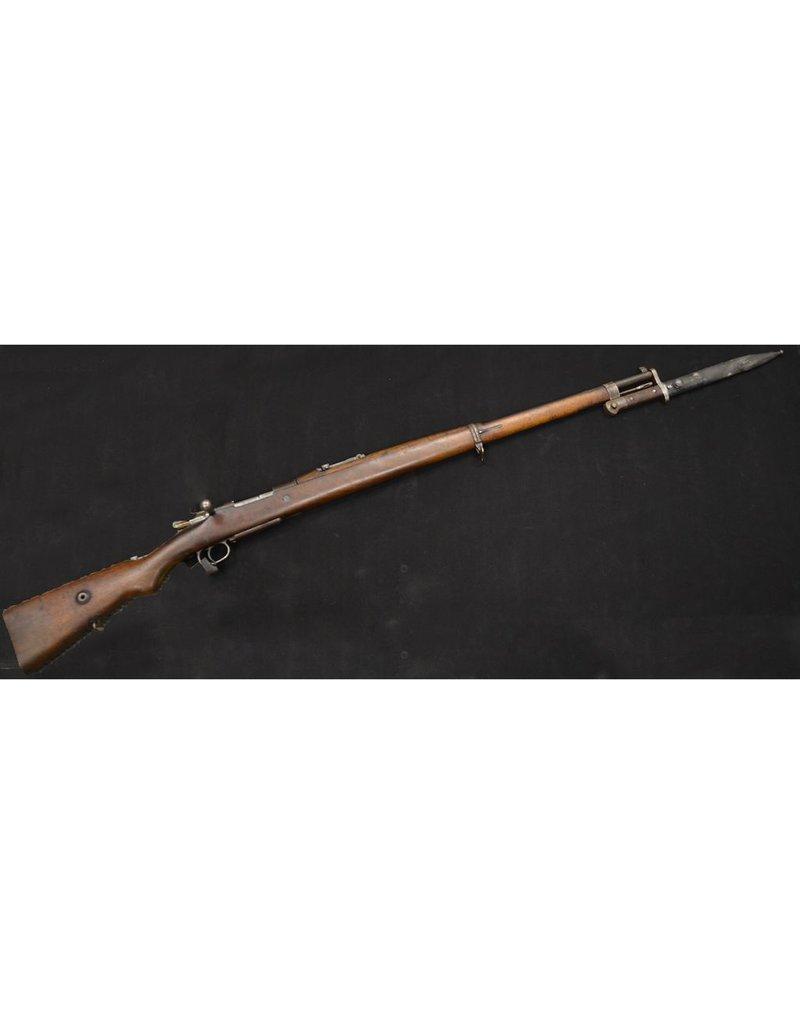 MAUSER AS.FA. Ankara MAUSER with Bayonet 1936 8mm USED no box