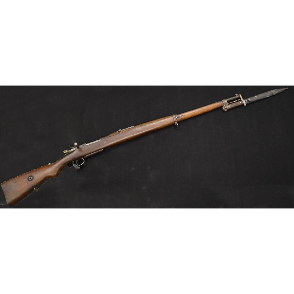 MAUSER AS.FA. Ankara MAUSER with Bayonet 1936 8mm USED no box