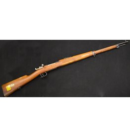 Swedish Swedish M96 Mauser 6.5X55 Used