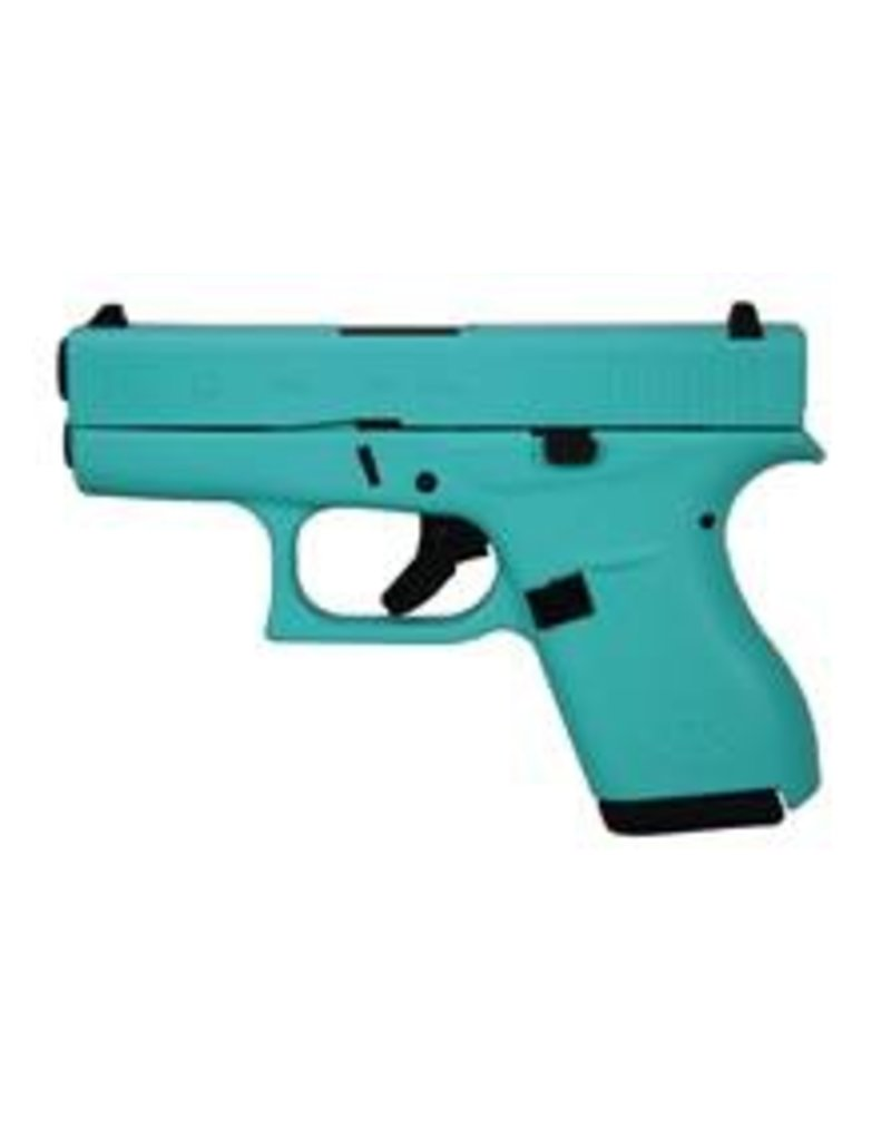 Glock Glock G43 Gen 4 Eggshell Blue 3.39 in
