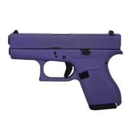 GLOCK Glock G43 Royal Purple 3.39 In. 6rd 9MM