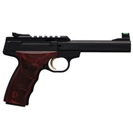 Browning Browning Buck Mark Plus UDX 22LR Blued Rosewood Grips 5.5in<br /> 10+1