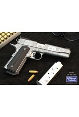 Ed Brown Ed Brown Exhibition Edition Fully Engraved English Rose &amp; Scroll SS<br /> 5in .45acp