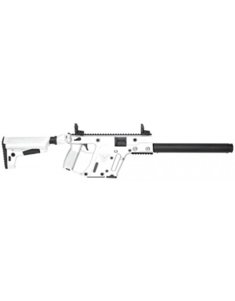 "KRISS Kriss Vector CRB Gen 2 9MM 16"" Fixed Stock 1-10rd magazine Alpine White (MA / NJ)"