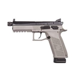 CZ CZ P-09 9mm Urban Grey Threaded Barrel 2-Alter