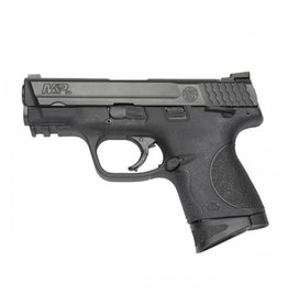 "Smith & Wesson Smith & Wesson M&P 9C 9mm 3.5"" 2-12rd Blue Label"