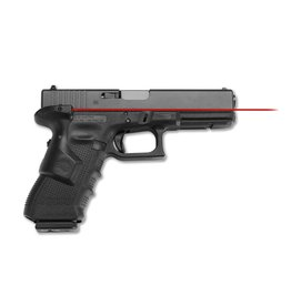 RTSP Glock G17 Gen4 9mm 4.48‰Û Crimson Trace LaserGrips 3-15rd Altered