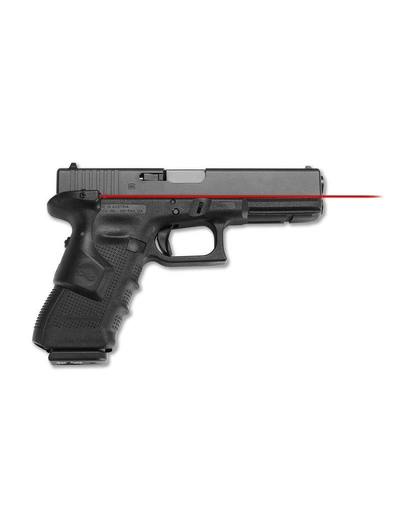 RTSP Glock G17 Gen4 9mm 4.48‰Û Crimson Trace LaserGrips 3-15rd Altered