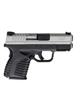 SPRINGFIELD Springfield XDS Bi-tone 9mm Essentials 1-8rd 1-7rd