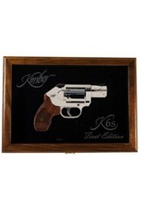 KIMBER Kimber K6S First Edition .357Mag 2in Pao Ferro Wood Grips