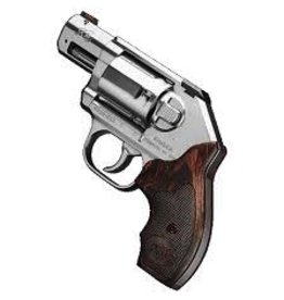 Kimber K6S Deluxe Carry Revolver .357 2In Laminate Wood Grip3