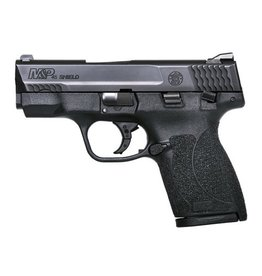 Smith & Wesson Smith & Wesson M&P Shield .45 ACP w/Safety 3.3‰Û 1-6rd 1-7rd - BLUE LABEL