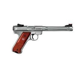Ruger Ruger Mark III P512MKIII 2-10rd With Box 22LR Burris Fast Fire RMR USED