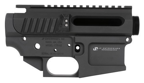 JP Enterprises JP Enterprises CTR-02 Matched Upper and Lower Receiver