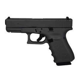 Glock Glock G19 Gen4 9mm 4.01‰Û USA Hot Cerakote Battleship Gray 3-15rd
