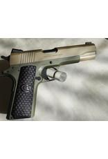 """COLT Colt Talo Exclusive1991 Govt. 45ACP FDE Slide ODG Frame 5"""" 2-7rd Blk Hex Grips 1 of 300"""