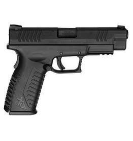 """SPRINGFIELD Springfield Armory XDm 45acp 4.5"""" Blk 2-13rd Holster & Mag Pouch Included and Original Box"""