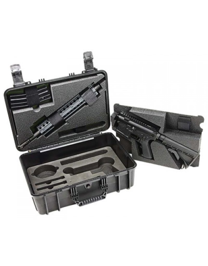 Doublestar Corporation Doublestar Corporation<br /> Covert Dragon 5.56 NATO 16‰Û Barrel 1:9 Twist 1-15rd ALTERED<br /> Custom case with pistol tray
