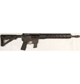 War Sport Industries War Sport Industries S-9 Carbine Blk 16in 9mm Takes Glock Magazines ALG Defense Trigger Bad Short Throw Selector Magpul MBUS Pro Sights