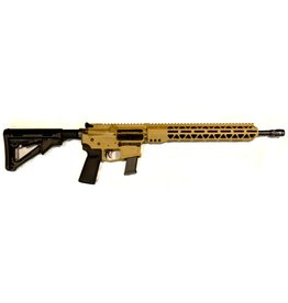 War Sport Industries War Sport Industries S-9 Carbine FDE 16in 9mm Takes Glock Magazines ALG Defense Trigger Bad Short Throw Selector Magpul MBUS Pro Sights