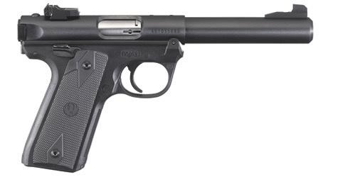 """Ruger Ruger MK IV 22/45 5.5"""" Bull Blue 2-10rd"""