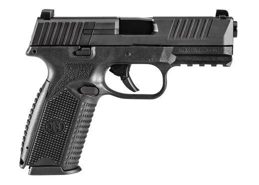 "FN FNH FN-509 9MM 4"" Blk Striker Fire No Safety 2-15rd Alter"