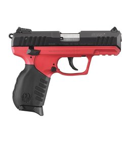 Ruger Ruger SR22P Titan Red Cerakote Threaded Barrel 10rd