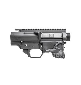 Spike's Tactical Spike's Tactical Billet Upper/Lower Receiver Set 308Win Black Finish Sharps Bros The Jack Billet Lower Includes Pivot Pin Takedown Pin Bolt Catch