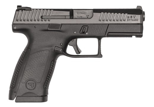 CZ CZ USA P-10 Compact 9mm Blk 2-15rd
