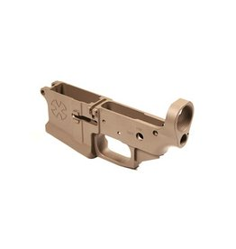 Noveske Noveske Generation N4 3 Lower Receiver 223 Rem/556NATO Flat Dark Earth Includes Set Screw