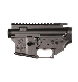 Noveske Noveske Gen 1 Lower/Upper Set 223 Rem 556NATO Black Finish Stripped Lower Complete Upper w/Takedown/Pivot Pin Set & Trigger Guard